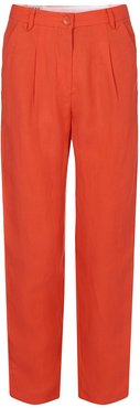 Lila Trousers In Spice