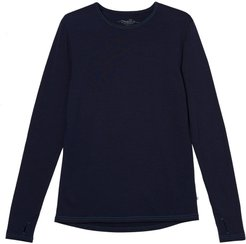 100% Traceable Superfine Merino Top In French Navy
