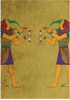 Walk Like An Egyptian Limited Edition Signed Print