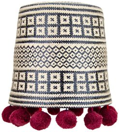 Pepita Lampshade Bordeaux