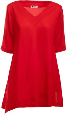 Energy Boost Tunic Blouse