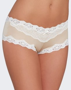 Scalloped Lace Hipster