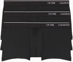 CK One Low Rise Trunk 3-Pack