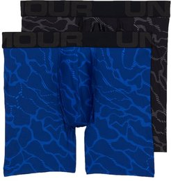 Tech 6'' Boxer Brief 2-Pack