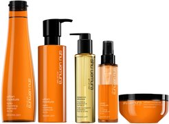 Your Ultimate Nourishing and Shine Routine for Dry Hair