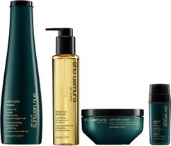 The Intense Strength and Shine Regime for Damaged Hair