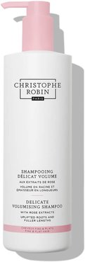 Delicate Volumising Shampoo with Rose Extracts 500ml