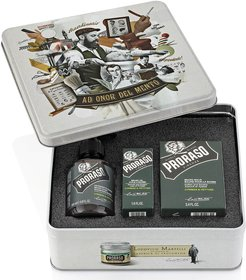 Beard Care Tin - Cypress and Vetyver