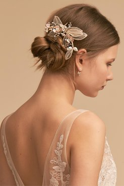 BHLDN's Marionat Glory Comb in Gold