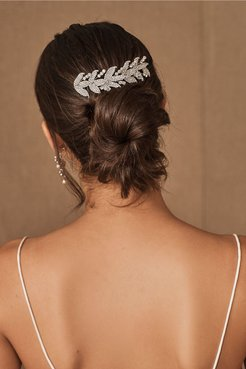 BHLDN's  Tyne Hair Comb in Silver