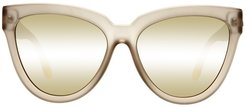 Liar Liar Sunglasses in Matte Stone