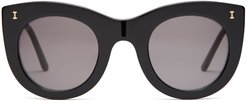 Boca Sunglasses in Black