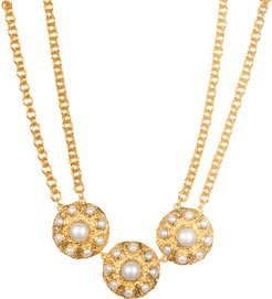 Cici Necklace in Gold Plated