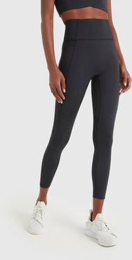 Forever Luxe ⅞ Tights in Puma Black, X-Small