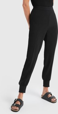 Jogger Pants in Black, X-Small