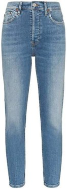Originals High Rise Skinny Ankle Cropped Jeans
