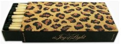 Leopard Embsed Matchbox