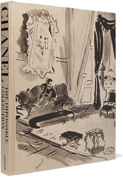 Chanel: The Impossible Collection hardcover book