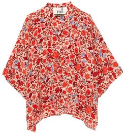 Isabella Shirt in Red