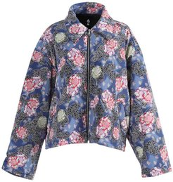 Padded Floral Jacket