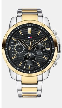 Sport Watch Wi Gold-Plated Stainless Steel Bracelet Gold -