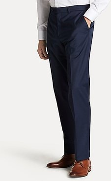 Regular Fit Suit Pant In Navy Twill Navy Twill - 42/32