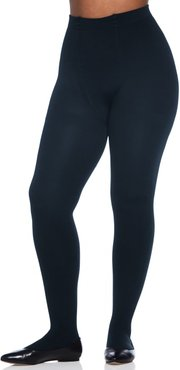 Plus Size Easy On! Thermal Plush Tights