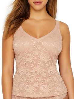 Never Say Never Curvy Camisole