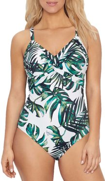 Palm Valley Shaping Underwire One-Piece