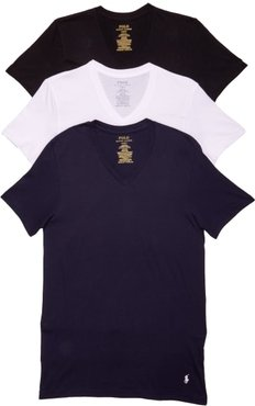Classic Fit Cotton T-Shirts 3-Pack