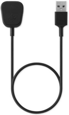 Charge 3 Black Charging Cable