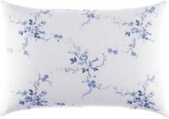 Charlotte Blue Breakfast Pillow Bedding