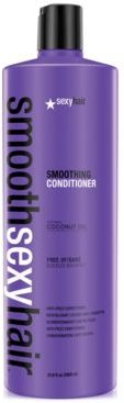 Smooth Sexy Hair Anti-Frizz Smoothing Conditioner, 33.8-oz, from Purebeauty Salon & Spa
