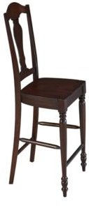 Country Comfort Counter Stool