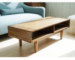 Dexter Mid-Century Coffee Table