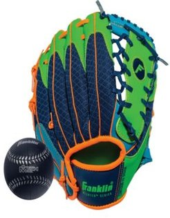 "9.5"" Teeball Meshtek Glove Ball Set - Right Handed"