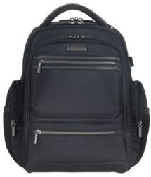 """Dual Compartment 17"""" Laptop Backpack with Usb & Anti-Theft Rfid"""