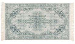 """Montana Vegetable Dyed Cotton 30"""" x 50"""" Accent Rug Bedding"""