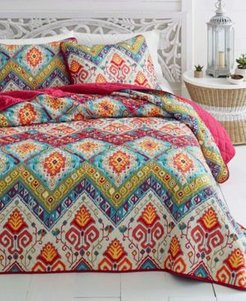 Azalea Skye Moroccan Nights Quilt Set, Twin Bedding