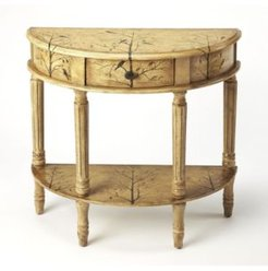 Butler Mozart Painted Console Table