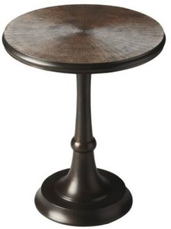 Butler Beaumont Metal Accent Table