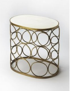 Butler Talulah Marble Accent Table