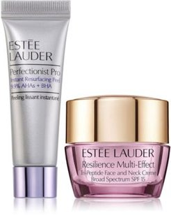 Get More! Free Perfectionist Peel + Resilience Multi-Effect gift with $100 Lauder purchase