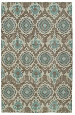 Relic RLC06-82 Light Brown 8' x 10' Area Rug
