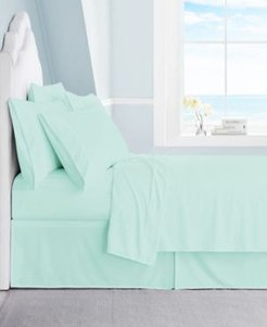 Ultra Soft 1800 Collection Brushed Microfiber King Sheet Set With 2 Bonus Pillowcases Bedding