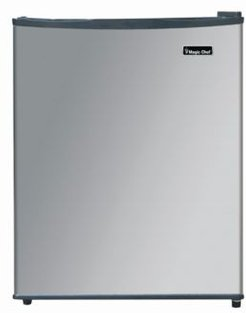 Energy Star 2.4 Cubic Feet Mini All-Refrigerator with Door