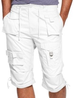 "Classic Flight Cargo 14"" Shorts, Created for Macy's"
