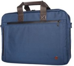 Lawrence Large Laptop Bag with Back Zipper
