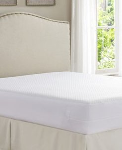 Comfort Top Twin Mattress Protector with Bed Bug Blocker