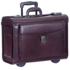 Business Collection Wheeled Laptop Catalog Case